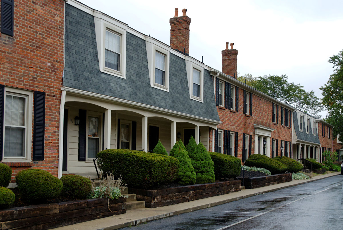 Columbus OH Rental Accommodations - Georgetown Apartments