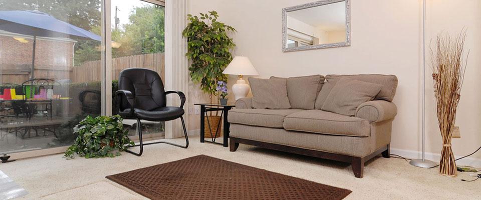 Columbus OH Rental Floor Plans - Georgetown Apartments